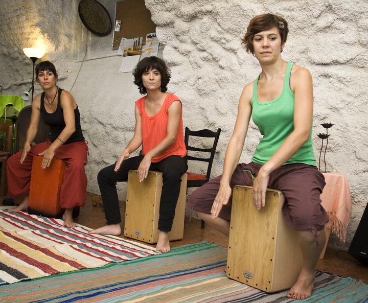 Curso de cajón flamenco