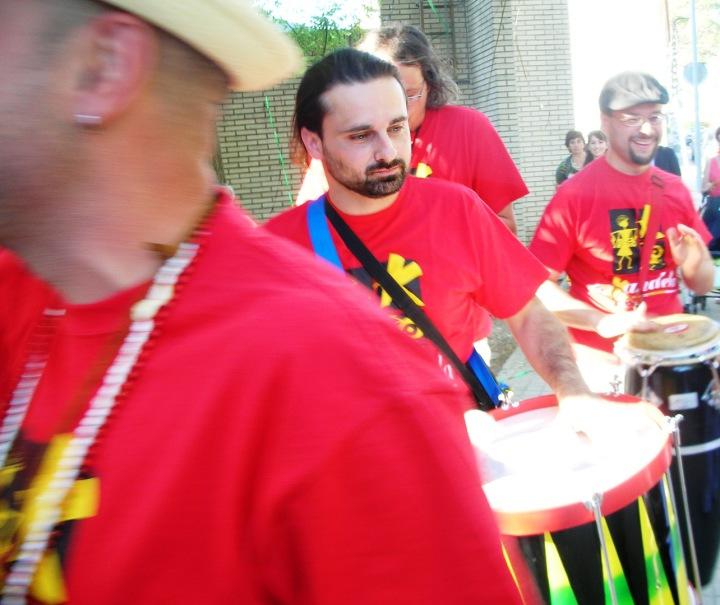 Cursos, actuaciones y talleres de percusión